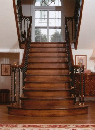 Kenwood 1 Nesbit Stairwell