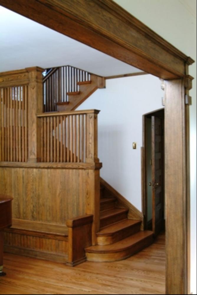 Antique Staircase